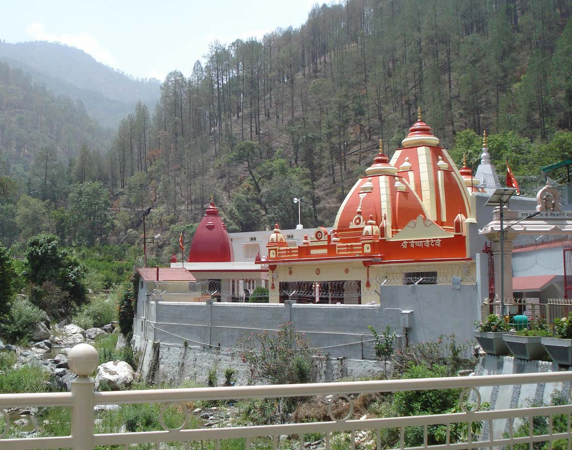 Nainital District Famous Temple Neem Karoli Kainchi Dham