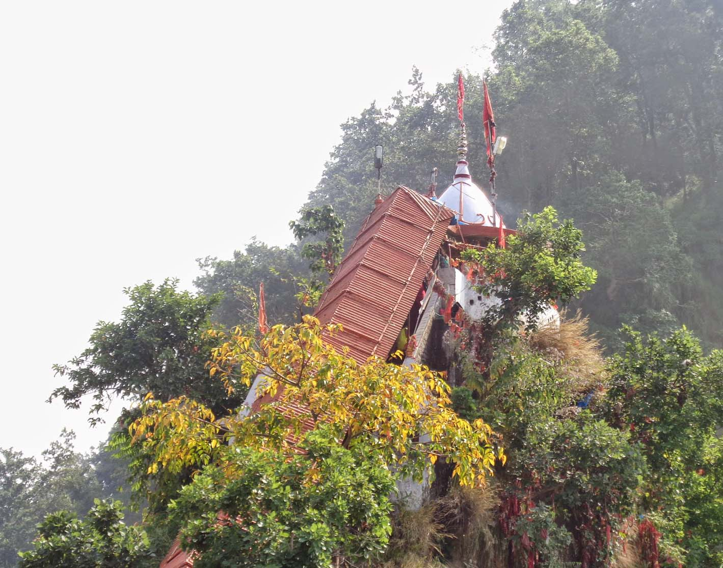 Nainital Famous Temple Garjiya Devi Temple