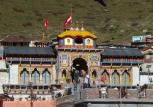 Badrinath Temple Uttarakhand ke Char Dham
