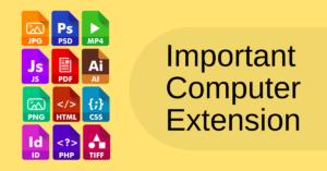 महत्वपूर्ण कंप्यूटर फुल फॉर्म