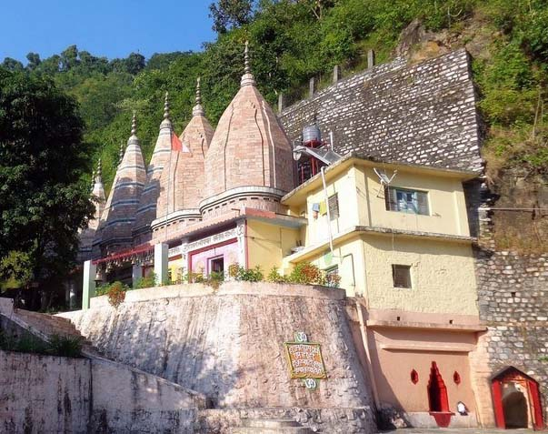 Nainital Famous Temple Haidakhan Babaji Temple