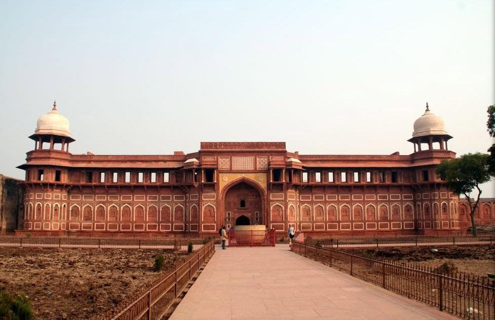 Agra Fort World Heritage