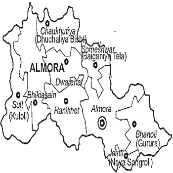 Almora District