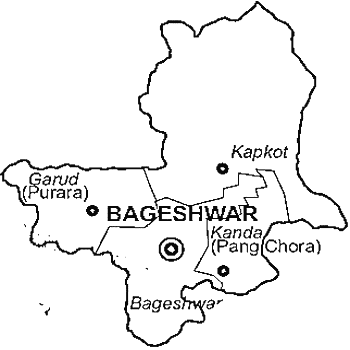 Bageshwar District