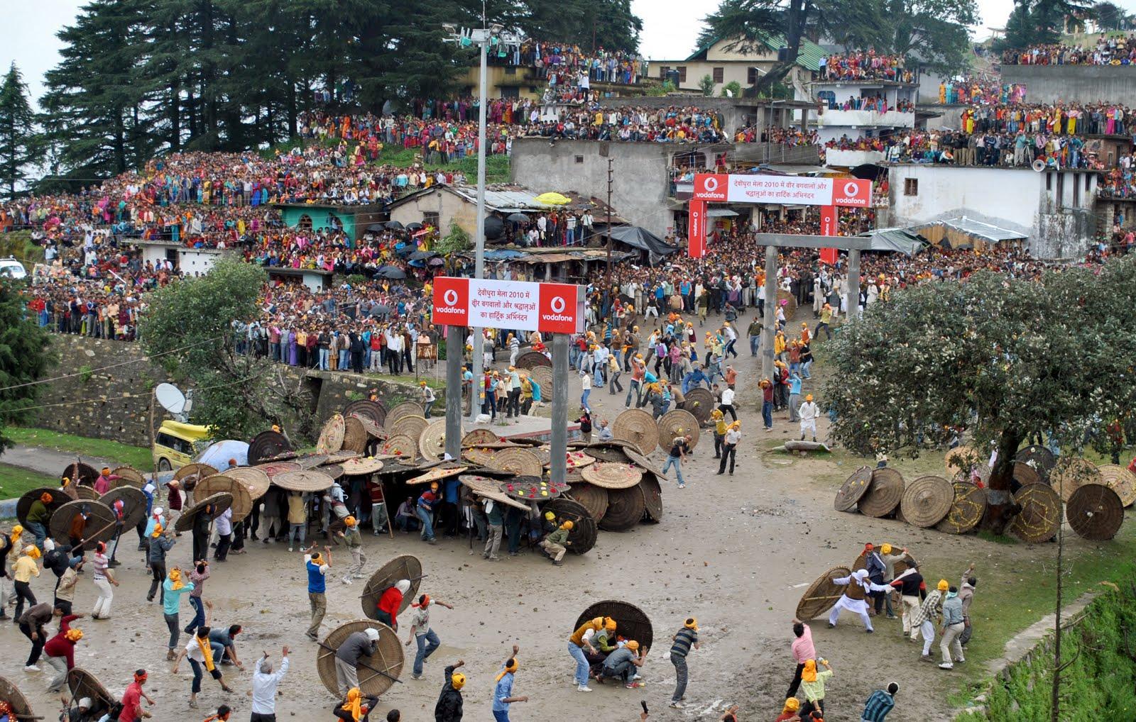 Bagwal Fair Devidhura Uttarakhand