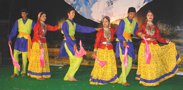 Chaufula Folk Dances of Uttarakhand