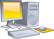 Computer related words full form in Hindi