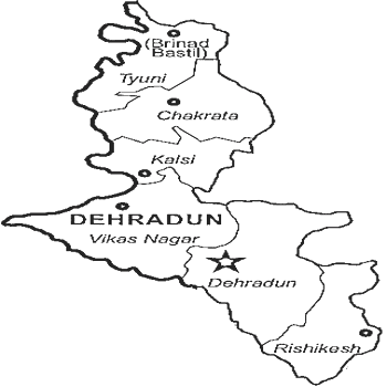 Dehradun District