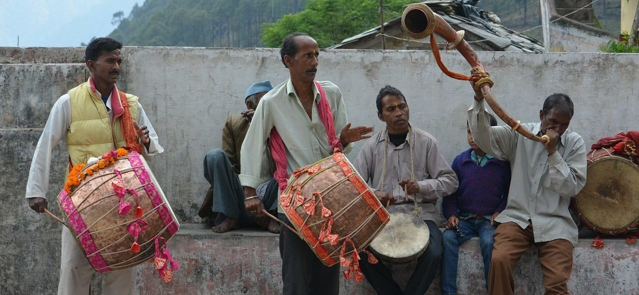 Uttarakhand Traditional Musical Instruments
