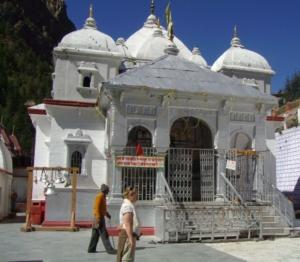 Uttarakhand Char Dham Gangotri Temple