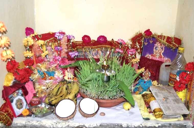 Harela Puja