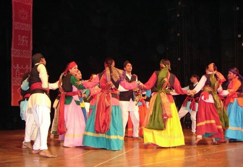 Jhoda Dance Uttarakhand