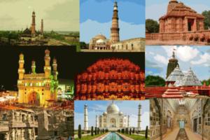 महत्वपूर्ण भारतीय ऐतिहासिक स्मारक और उनके बनाने वालों की सूची