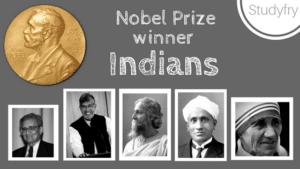 नोबेल पुरष्कार से सम्मानित भारतीय नागरिक