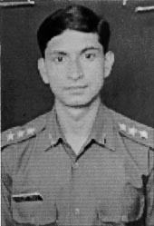 Major Rajesh Singh Adhikari