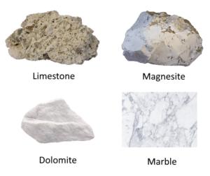 उत्तराखंड में पायी जाने वाली खनिज संपदा व खनिज पदार्थ