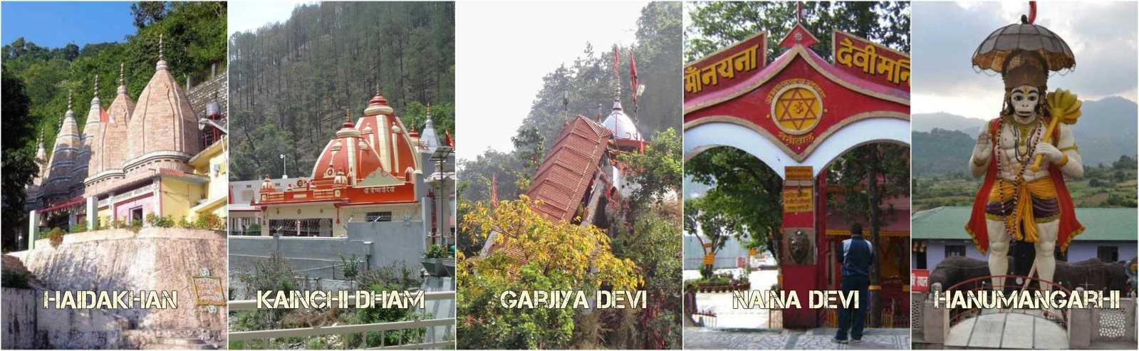 Nainital District Famous Temple