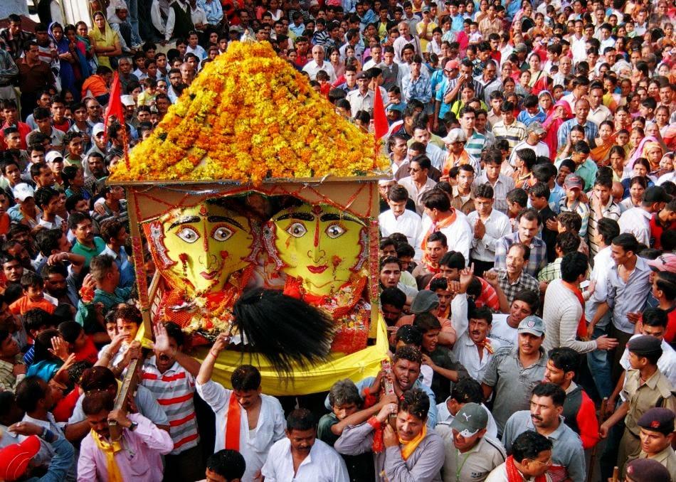 Nanda Devi fair Uttarakhand