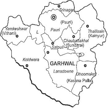 Pauri Garhwal District