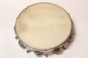 Tambourine Musical Instrument of Uttarakhand