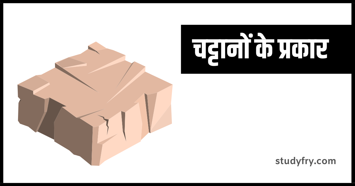 Types of rocks in Hindi Notes for UPSC and PCS