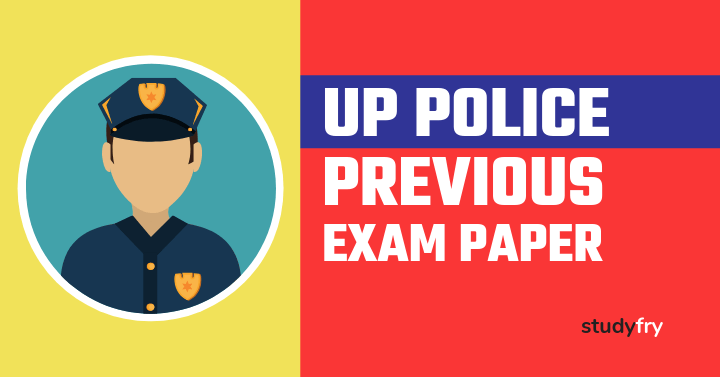 UP Police Exam Paper Model Paper