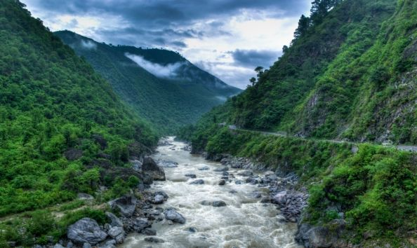 Uttarakhand state List of All Major Rivers Origin Place Tributaries Length