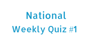 Weekly Quiz National Current Affairs 18 - 24 Dec 2016