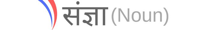 sangya-ki paribhasha sangya ke bhed hindi